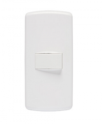 Interruptor simples Duale Up Iriel – 10A