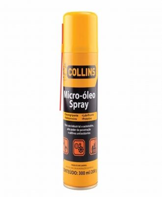 Micro óleo spray Collins – 300ml/200g