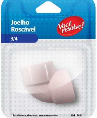 Joelho Roscável – 3/4″