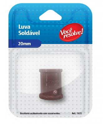 Luva Soldável – 20mm