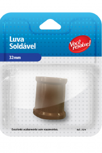 Luva Soldável – 32mm