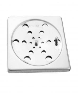 Grelha Quadrada Meber Inox c/ Fecho – 10×10